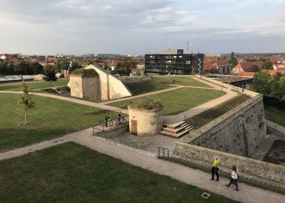 Ausblick barrierefrei: Panorama-Punkte in Erfurt