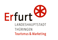 Erfurt Tourismus & Marketing Logo